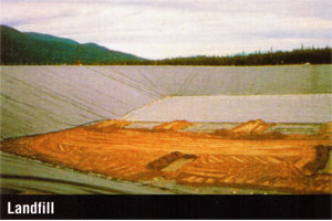 Geomembrane Liners for Landfill